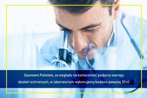 Badania Laboratoryjne CM NMED