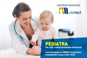 Pediatra Świerzawa - Centrum Medyczne NMED
