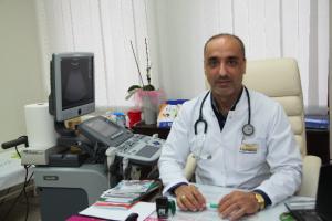 Internista Nidal Najjar Centrum Medyczne NMED Świerzawa